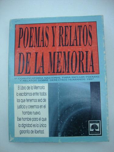 poemas y relatos de la memoria - ediciones baobab