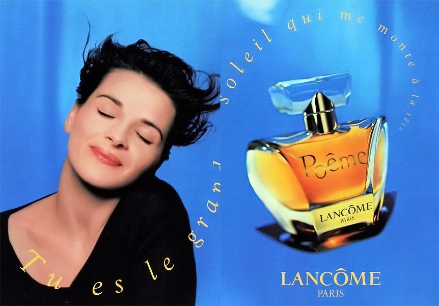 Poeme Lancome Perfume Original Afip 100ml Perfumesfreeshop