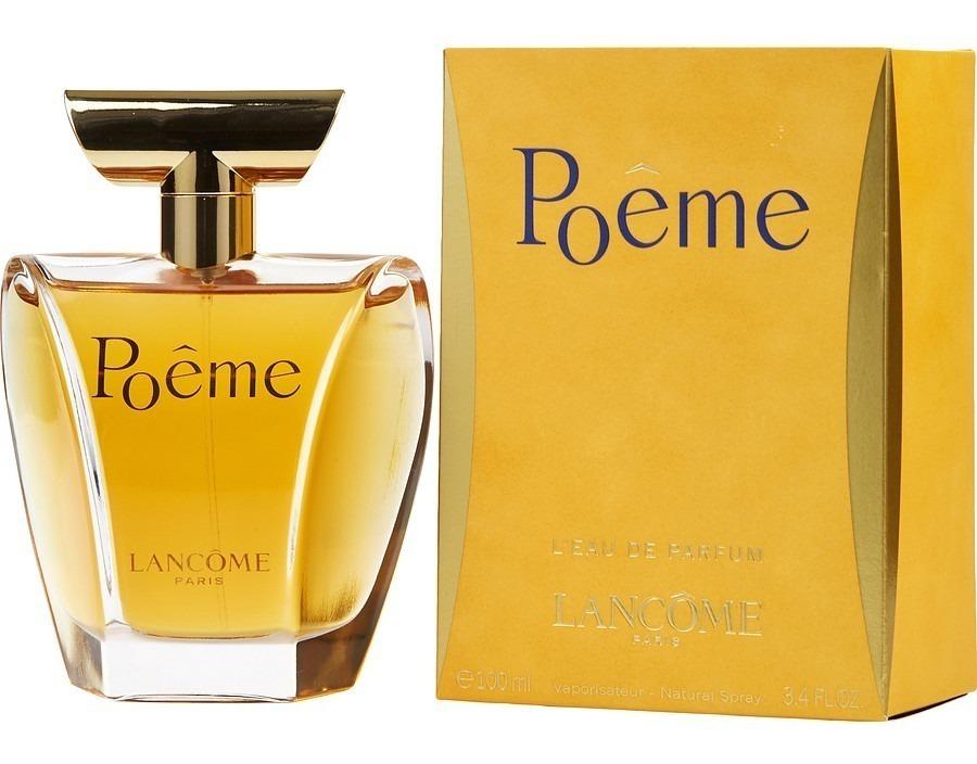 Poeme Lancome Perfume Original Afip 30ml Perfumesfreeshop
