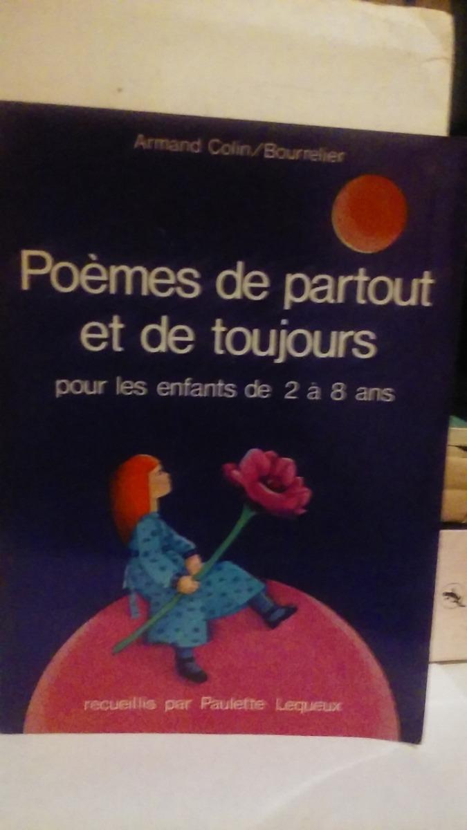 Poèmes De Partout Et De Toujours P Lequeux Eshop Escondite 12000