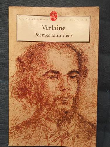 poemes saturniens verlaine en francés