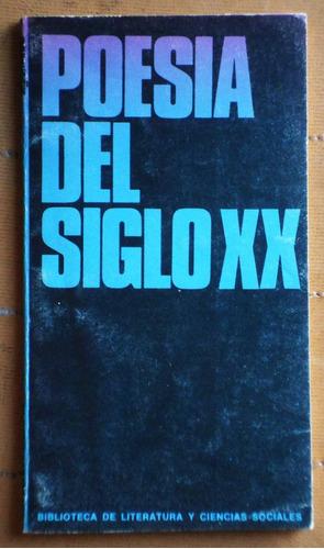 poesía del siglo xx / antología 1920-1945
