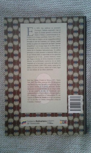 poesia experimental / josé juan tablada (1 verde)