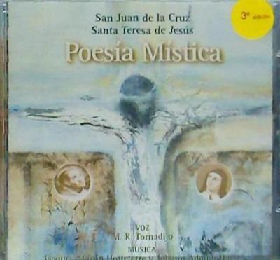poesía mística. san juan de la cruz y santa teresa de jesús(