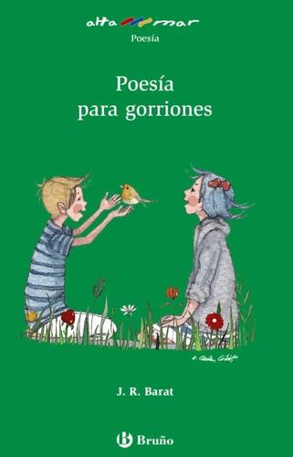 poesía para gorriones(libro infantil y juvenil)