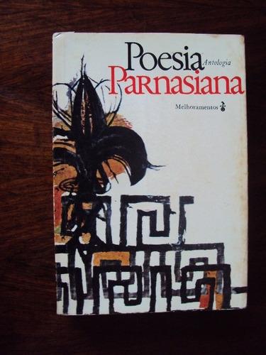 poesia parnasiana - antologia