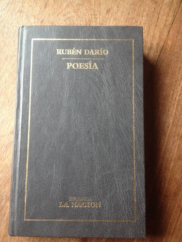 poesia - ruben dario - biblioteca la nacion