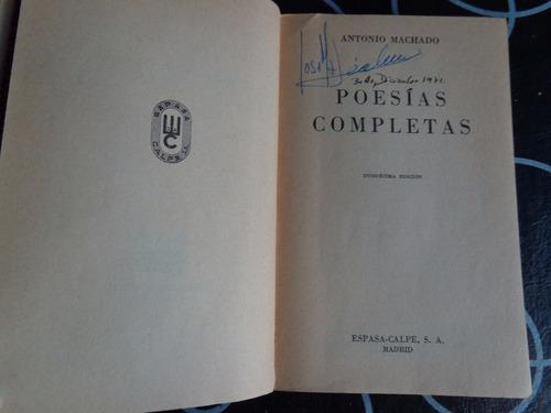 poesias completas antonio machado