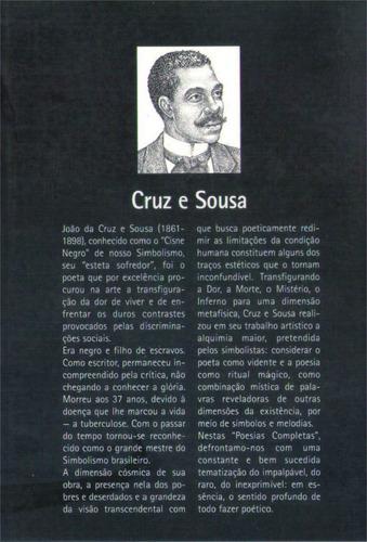 poesias completas - cruz e sousa