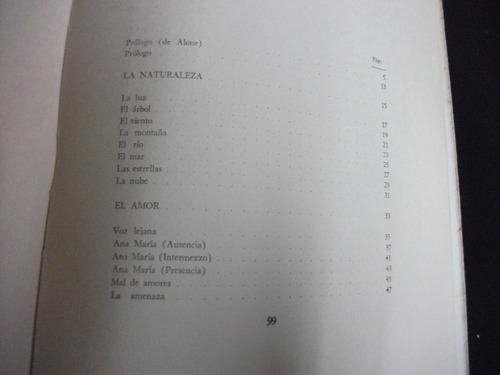 poesías , jorge hübner bezanilla 1ª edición 1966, nascimento