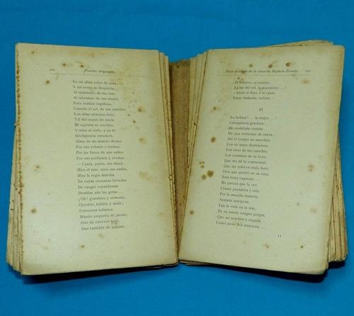 poesías originales traduccione poética antonio josé restrepo