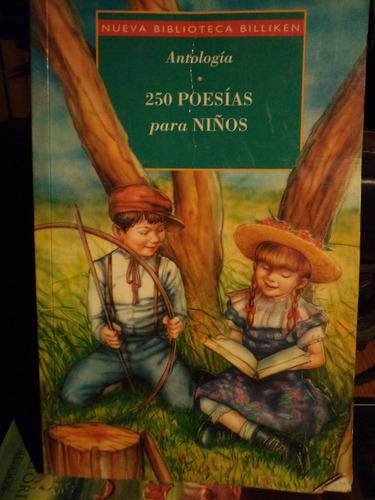 poesias para niños-antologia biblioteca billiken by thx77