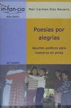 poesías por alegrías(libro poesía)