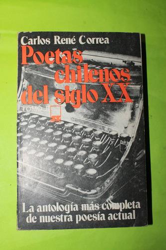 poetas chilenos del siglo xx  carlos rene correa