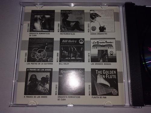 poetas de la guitarra vol.2 cd nac ed 1989 mdisk