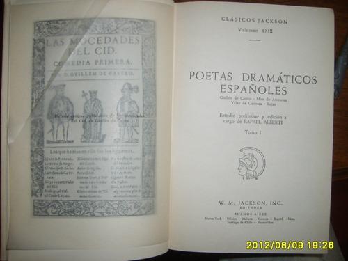 poetas dramaticos españoles