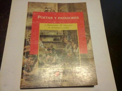 poetas y payadores cantaro editores