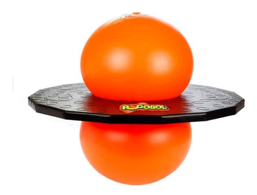pogobol preto e laranja da estrela - bonellihq c19