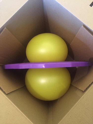 pogobol roxo e amarelo da estrela - bonellihq c19