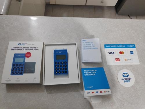 point blue lector de tarjetas