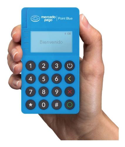 point blue - lector de tarjetas con conexión bluetooth