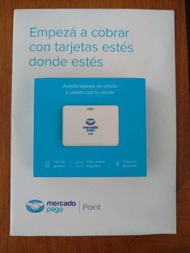 point bluetooth (10 unidades)mercado pago
