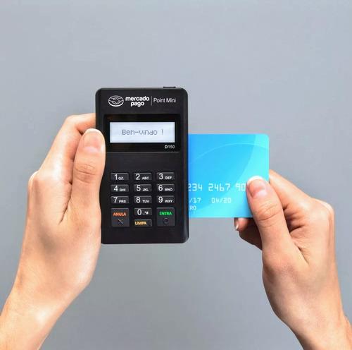 point mini -a máquininha de cartão mais barata em estoque