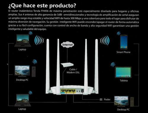 point tenda router access