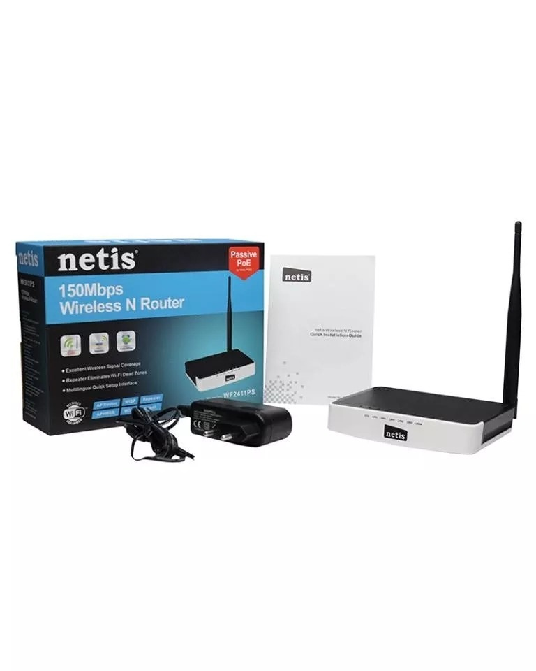 Download Drivers: Netis WF2411 Router
