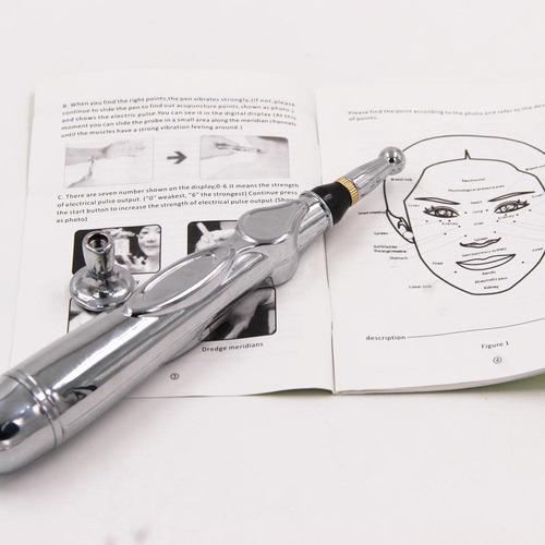 pointer acupuntura electroestimulador