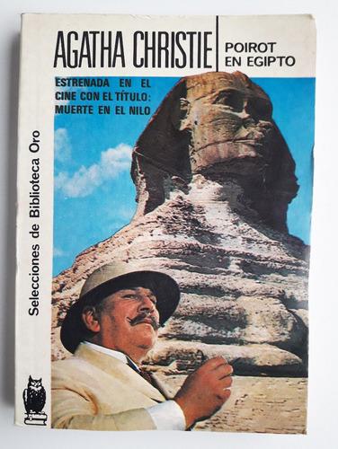 poirot en egipto - agatha christie