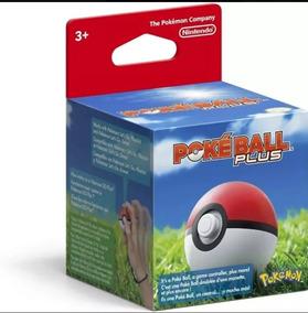 Pokeball Plus Pokemon Let's Go Switch Original Lacrado