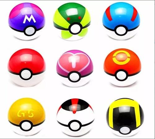 pokeball - pokebola pokemon ash ultraball superball master