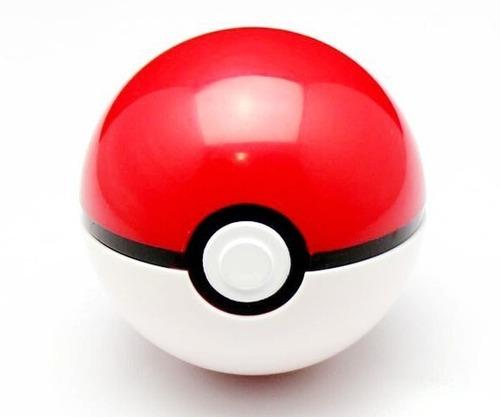 pokebola tamanho real brinquedo - pokemon comprar