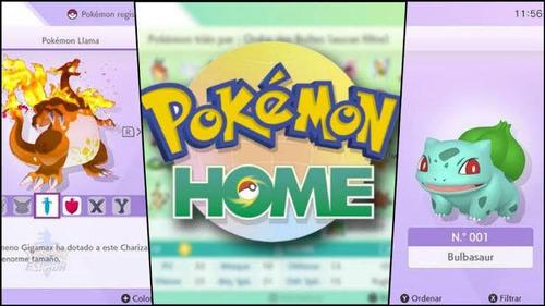 pokedex completa pokémon home