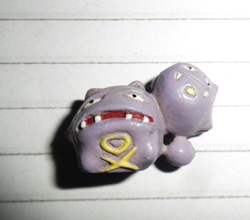pokemon  - #110 weezing