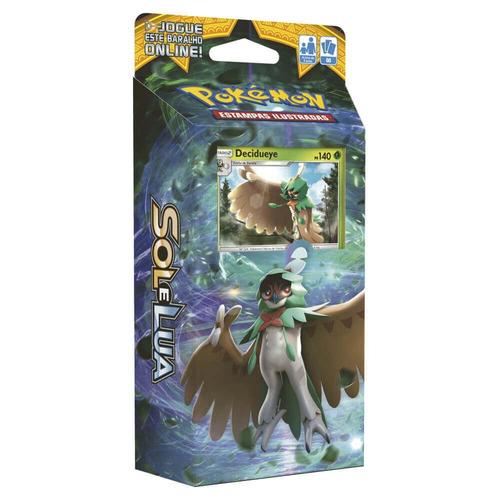 pokemon 3 decks sol e lua sun and moon em português