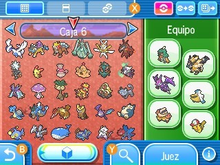 pokemon 6° - 7° gen 6 ivs competitivos shiny eventos