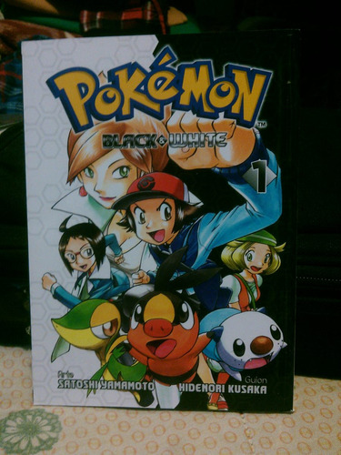 pokemon adventures black and white tomo 1 panini manga