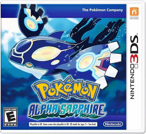 pokémon alpha sapphire digital (código) / 3ds