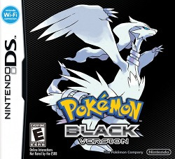 pokemon black - ds