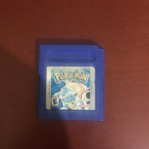 pokemon blue( guarda avances ) + envio gratis