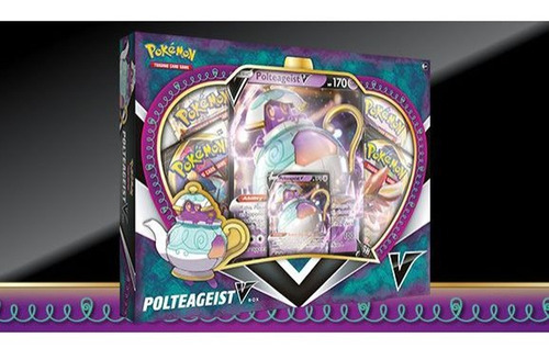 pokemon - box polteageist v 90734 copag