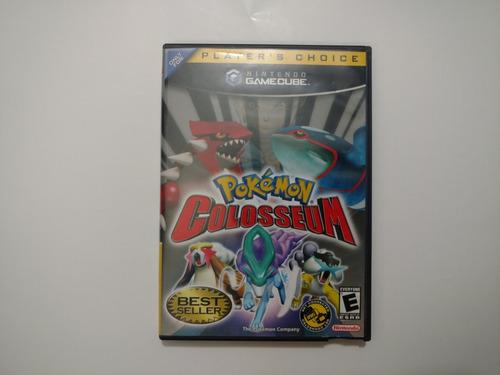 pokémon colosseum juego de gamecube gc