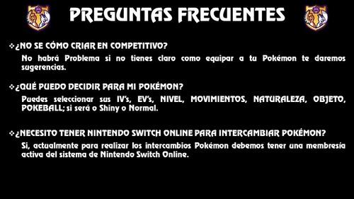 pokémon competitivos pack 11 pokemon - 6 ivs espada/escudo