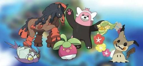 pokemon competitivos y shyni cualquier nivel