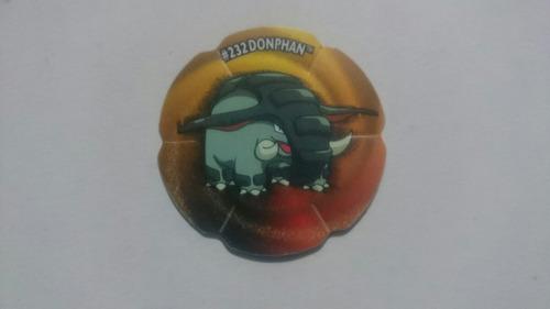 pokemon donphan #232 coleccion salta tazos vendo o cambio