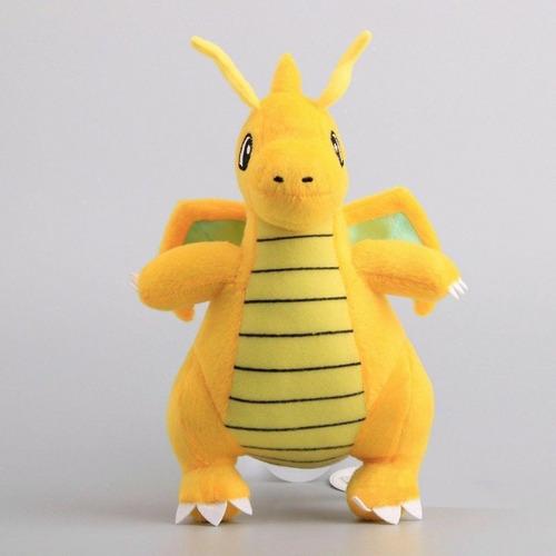 pokemon dragonite de pelúcia pronta entrega