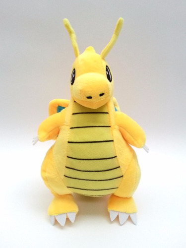 pokémon dragonite peluche