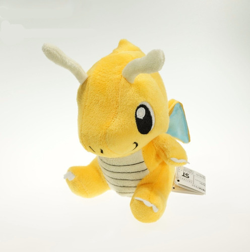 pokemon dragonite peluche importado  ultimo!!